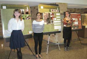 3rd Annual Student Poster Presentations Session