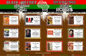 """Black History Month 2015 at Macalester – """"Revisiting our Roots"""""""