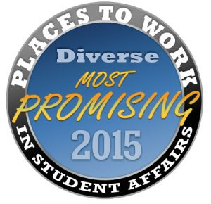 Macalester Named a Most Promising Place to Work in Student Affairs at Baccalaureate and Liberal Arts Institutions for 2015