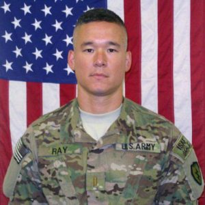 Macalester mourns the death of Second Lt. Clovis Ray '99