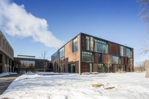 Macalester Completes $20.5M Studio Art Phase of JWFAC Expansion and Renovation