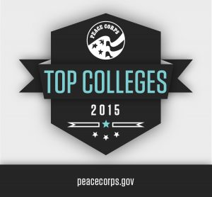 Macalester earns spot on Peace Corps' annual top schools rankings