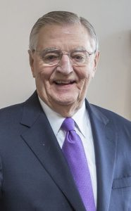 Former Vice President Walter Mondale to speak at Macalester Commencement