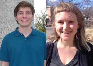 Two Macalester graduating seniors and two alumni named  2015 American Humanity in Action Fellows