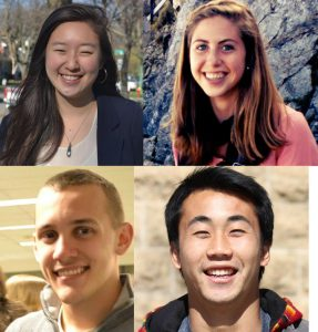Six graduating Macalester seniors and one alumna receive Fulbrights