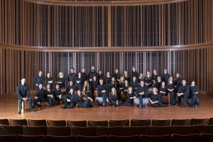 Concert Choir to perform at American Choral Directors Assoc. North Central division conf. in Feb.