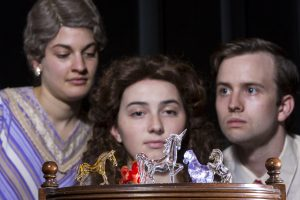 The Macalester College Theatre and Dance Department presents Tennessee Williams's The Glass Menagerie