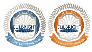 Macalester is a top producer of  U.S. Fulbright Students and Scholars