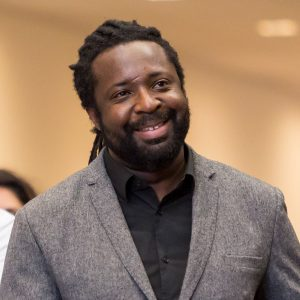 Marlon James to speak at First Thursday