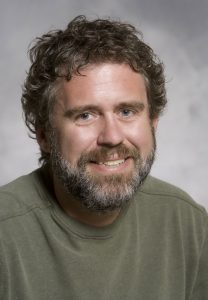 Geology Professor Ray Rogers Wins the Jack and Marty Rossmann Excellence in Teaching Award