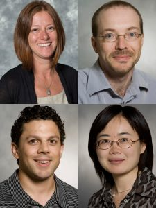 Four Faculty Members Recommended for Tenure