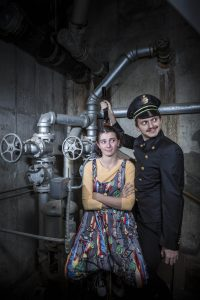 The Macalester College Theatre and Dance Department presents Urinetown: The Musical