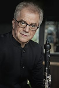Osmo Vänskä at Macalester: Brahms Clarinet Quintet with college faculty and friends Feb. 19