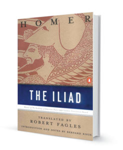 Photo of The Iliad by Homer