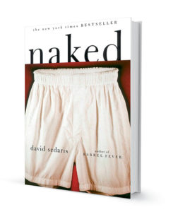 Photo of Naked by David Sedaris